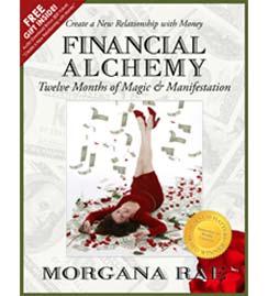 Morgana Rae's book