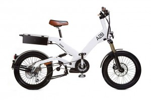 What an electric bicycle looks like