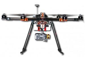 Drone Model: Javelin-X6
