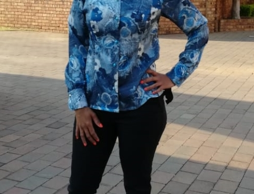 Siphesihle's Testimonial about the [be brave] programme