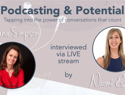 Podcasting and Potential