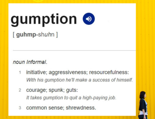 Defining Gumption