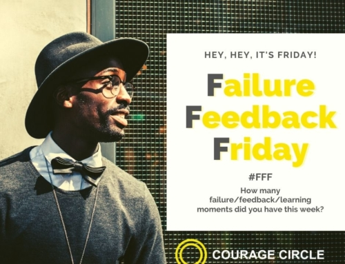 Introducing #FFF = Failure Feedback Friday's