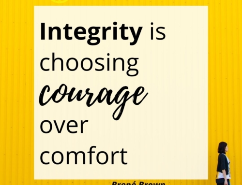 Defining Integrity